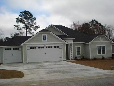 Valdosta Single Family Home For Sale: 3863 Thoreau Drive