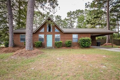 Valdosta GA Single Family Home For Sale: $92,500