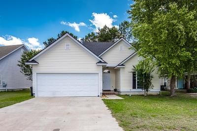 Valdosta GA Single Family Home For Sale: $154,900