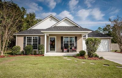 Single Family Home For Sale: 13 Palmetto Pines Lane