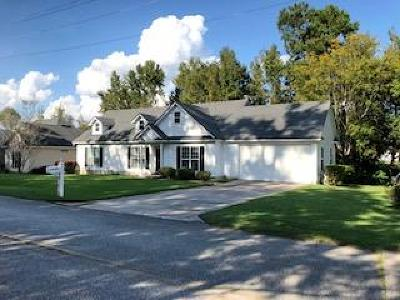 Berrien County, Brooks County, Cook County, Lanier County, Lowndes County Single Family Home For Sale: 4076 Northlake Drive