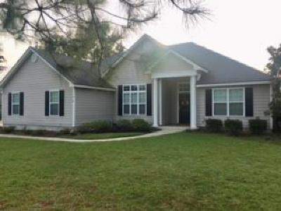 Hahira Single Family Home For Sale: 416 Hagan Bridge Rd