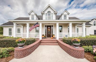 Valdosta Single Family Home For Sale: 4585 Zipperer Road