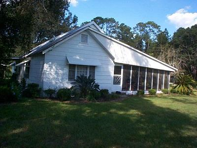 Adel Single Family Home For Sale: 1894 Antioch Road