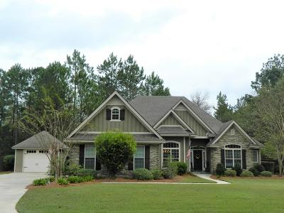 Single Family Home For Sale: 7398 Crabtree Crossing