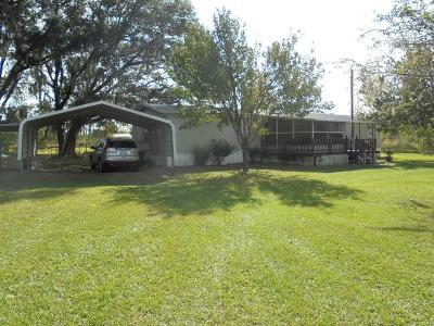 Lowndes County Single Family Home For Sale: 4713 Madison Hwy