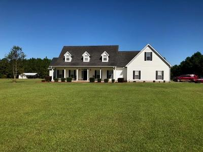 Lowndes County Single Family Home For Sale: 7850 Mitchell Road