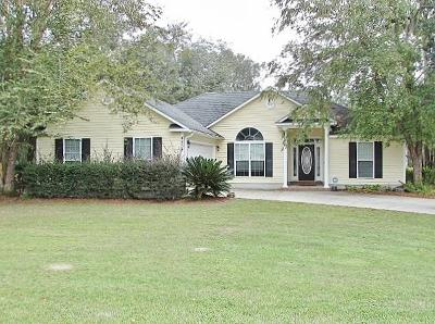 Single Family Home For Sale: 4507 Brice Bend Drive