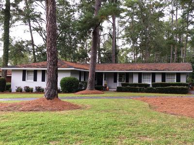 Single Family Home For Sale: 1304 Gornto Road