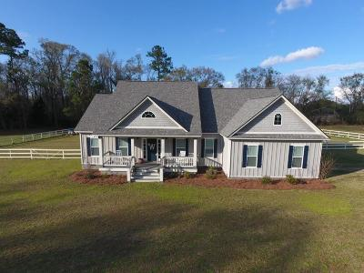 Lowndes County Single Family Home For Sale: 4368 Simpson Lane