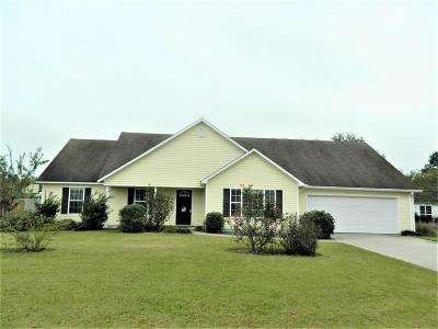 Lowndes County Single Family Home For Sale: 4341 Sandy Springs Drive
