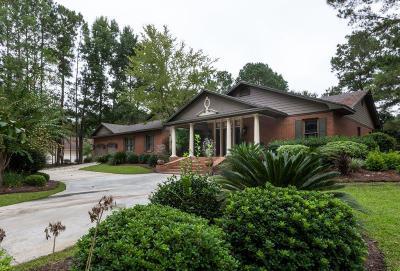 Valdosta Single Family Home For Sale: 3329 Bellemeade Drive