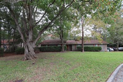 Single Family Home For Sale: 2103 Oakgrove Circle