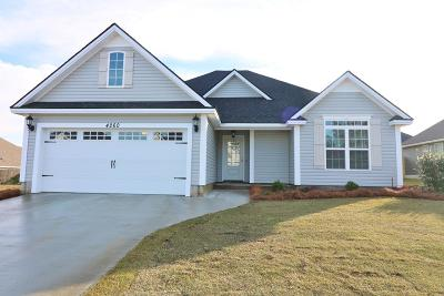 Hahira Single Family Home For Sale: 4260 Nelson Hill Place