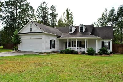 Single Family Home For Sale: 4608 Oxbottom Drive
