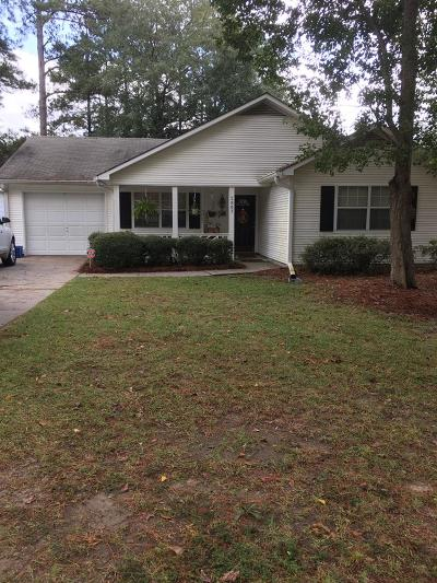 Single Family Home For Sale: 2907 Fawnwood Circle