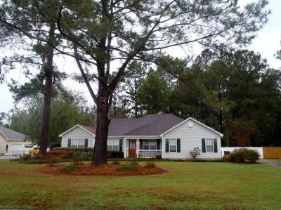 Valdosta GA Single Family Home For Sale: $159,900