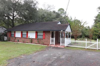 Valdosta GA Single Family Home For Sale: $98,500