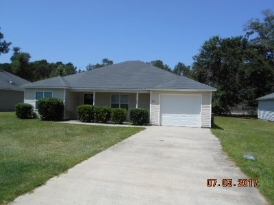 Hahira Single Family Home For Sale: 812 Summer Lane