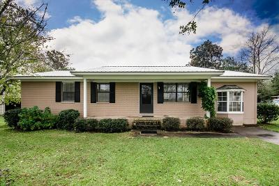 Single Family Home For Sale: 500 E Grace St.