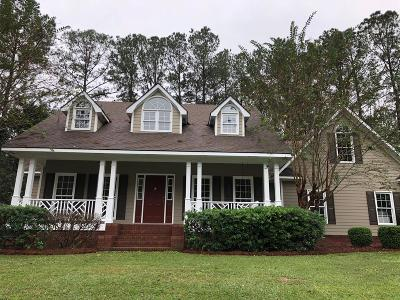 Stone Creek Single Family Home For Sale: 4364 Plantation Crest Road