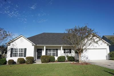 Valdosta GA Single Family Home For Sale: $132,900