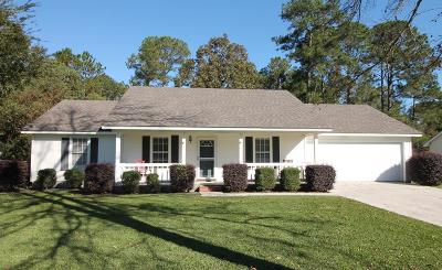 Valdosta GA Single Family Home For Sale: $114,900