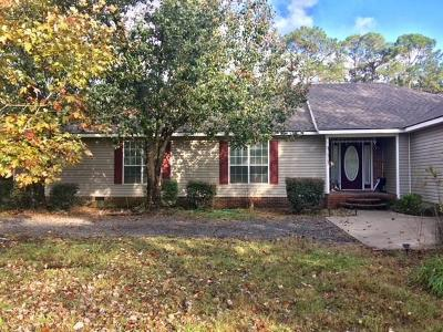 Berrien County, Brooks County, Cook County, Lanier County, Lowndes County Single Family Home For Sale: 3402 Garner Road