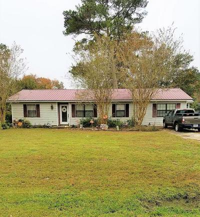 Single Family Home For Sale: 107 Buck