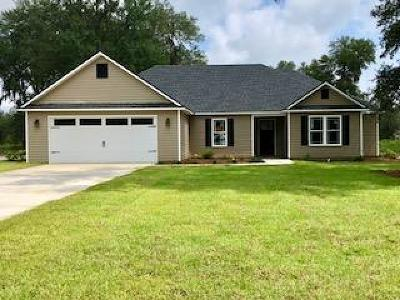 Single Family Home For Sale: 4540 Brice Bend