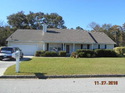 Single Family Home For Sale: 4338 Hampton Drive