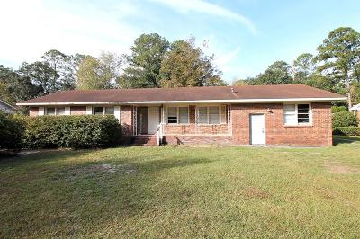 Berrien County, Brooks County, Cook County, Lanier County, Lowndes County Single Family Home For Sale: 2760 Jeannie Street