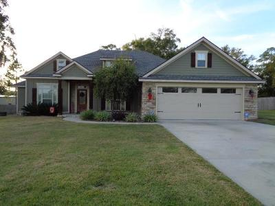 Berrien County, Brooks County, Cook County, Lowndes County Single Family Home For Sale: 4628 Firestone Lane