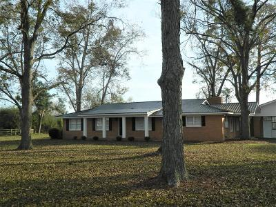 Berrien County, Brooks County, Cook County, Lanier County, Lowndes County Single Family Home For Sale: 4889 Futch Road