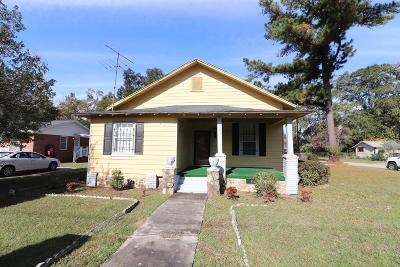 Berrien County, Brooks County, Cook County, Lanier County, Lowndes County Single Family Home For Sale: 700 Gordon St