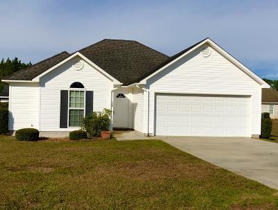 Adel Single Family Home For Sale: 116 Oklahoma Circle