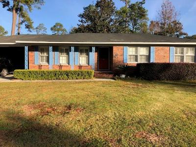 Single Family Home For Sale: 712 Habersham Road