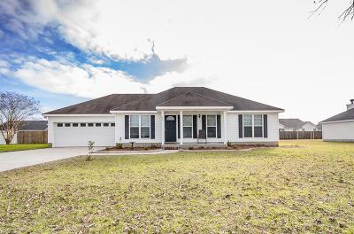 Berrien County, Brooks County, Cook County, Lanier County, Lowndes County Single Family Home For Sale: 194 Pecan St