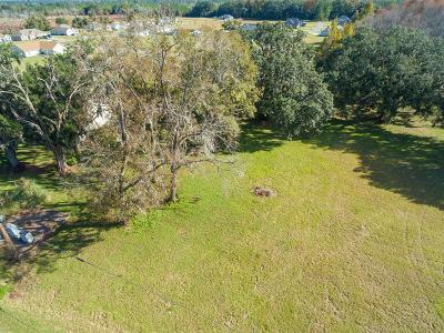 Berrien County, Lanier County, Lowndes County Residential Lots & Land For Sale: 4841 Johnson Road
