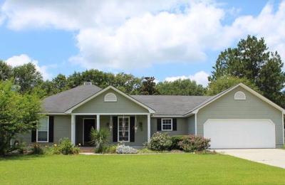Valdosta Single Family Home For Sale: 3903 Stratford Circle