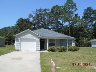 Berrien County, Brooks County, Cook County, Lanier County, Lowndes County Single Family Home For Sale: 808 Summer Lane