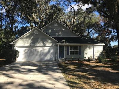 Berrien County, Brooks County, Cook County, Lanier County, Lowndes County Single Family Home For Sale: 4805 Johnson Road