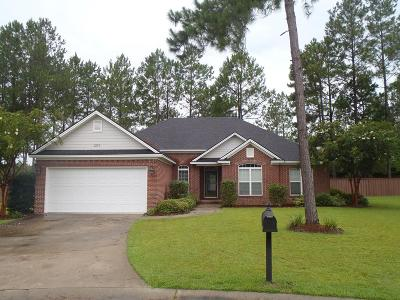 Berrien County, Brooks County, Cook County, Lanier County, Lowndes County Single Family Home For Sale: 7279 Creek Ridge Rd.
