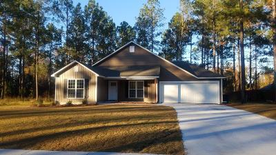 Valdosta Single Family Home For Sale: 5793 Shasta Pines Way