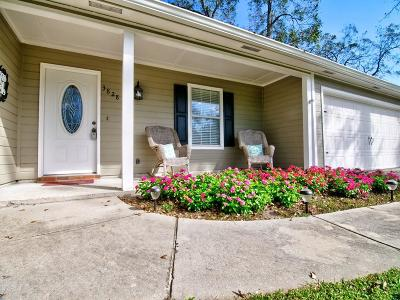 Valdosta Single Family Home For Sale: 3828 Brookfield
