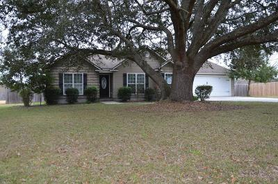 Berrien County, Brooks County, Cook County, Lanier County, Lowndes County Single Family Home For Sale: 27 Eleanor Place