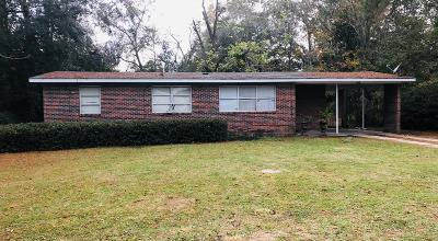 Valdosta Single Family Home For Sale: 2312 Deborah Drive