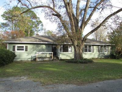 Berrien County, Brooks County, Cook County, Lanier County, Lowndes County Single Family Home For Sale: 1505 Grove St