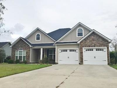 Lowndes County Single Family Home For Sale: 4596 Amelia Circle