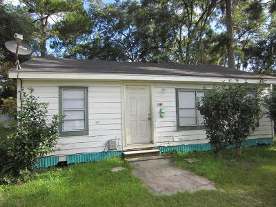 Single Family Home For Sale: 812 Lilly Street